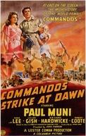 Os Comandos Atacam de Madrugada (Commandos Strike at Dawn)