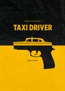 Taxi Driver - Poster / Capa / Cartaz - Oficial 23