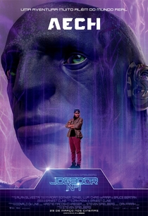 Jogador Nº 1 - Poster / Capa / Cartaz - Oficial 16
