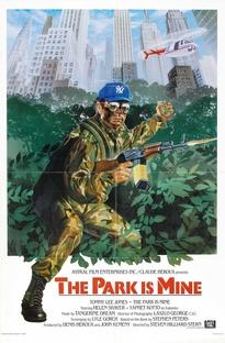 Nova York - Terra de Ninguém - Poster / Capa / Cartaz - Oficial 1