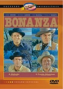 Bonanza - O Rapto - Poster / Capa / Cartaz - Oficial 2
