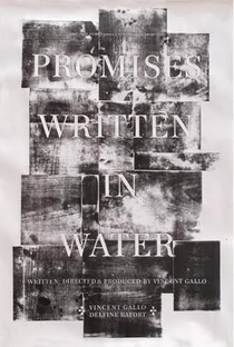 Promises Written in Water - Poster / Capa / Cartaz - Oficial 1