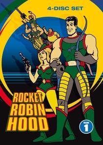Super Robin Hood do Espaço - Poster / Capa / Cartaz - Oficial 1