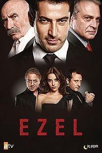 EZEL - Poster / Capa / Cartaz - Oficial 1