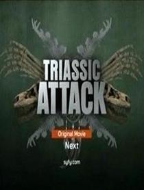 Ataque Triássico - Poster / Capa / Cartaz - Oficial 2