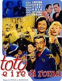 Totò e i Re di Roma - Poster / Capa / Cartaz - Oficial 1