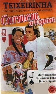 Carmem, a cigana - Poster / Capa / Cartaz - Oficial 1