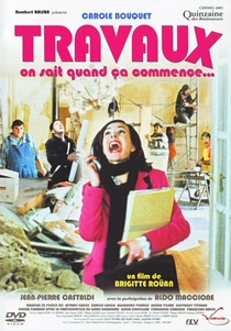 Obras, A Gente Sabe Quando Começa... - Poster / Capa / Cartaz - Oficial 1