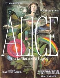 Alice Ou a Última Fuga - Poster / Capa / Cartaz - Oficial 1