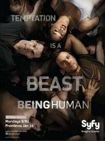 Being Human US (2ª Temporada) - Poster / Capa / Cartaz - Oficial 1