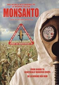 O Mundo Segundo a Monsanto - Poster / Capa / Cartaz - Oficial 4