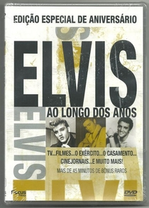Elvis - Ao Longo dos Anos - Poster / Capa / Cartaz - Oficial 1