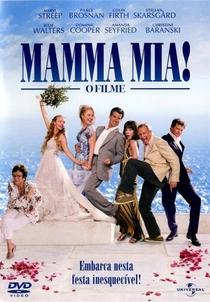 Mamma Mia! O Filme - Poster / Capa / Cartaz - Oficial 9