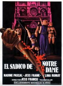 El Sádico de Notre-Dame - Poster / Capa / Cartaz - Oficial 1