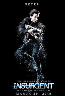 A Série Divergente: Insurgente - Poster / Capa / Cartaz - Oficial 17