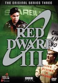 Red Dwarf (3ª Temporada) - Poster / Capa / Cartaz - Oficial 1