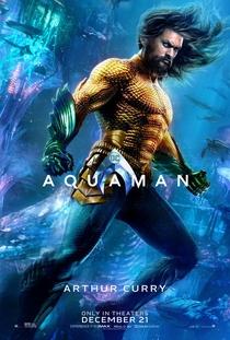 Aquaman - Poster / Capa / Cartaz - Oficial 6