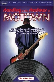 Motown - The Funk Brothers - Poster / Capa / Cartaz - Oficial 1