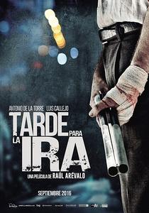 Tarde para la Ira - Poster / Capa / Cartaz - Oficial 2