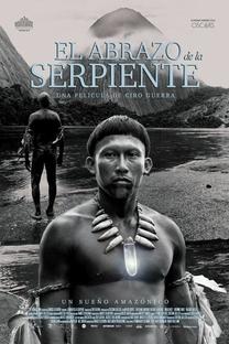 O Abraço da Serpente - Poster / Capa / Cartaz - Oficial 4
