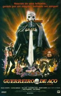 O Guerreiro de Aço - Poster / Capa / Cartaz - Oficial 1