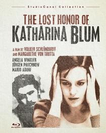 A Honra Perdida de Katharina Blum - Poster / Capa / Cartaz - Oficial 3