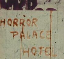 Horror Palace Hotel - Poster / Capa / Cartaz - Oficial 1