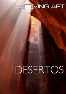 Moving Art: Desertos - Poster / Capa / Cartaz - Oficial 1
