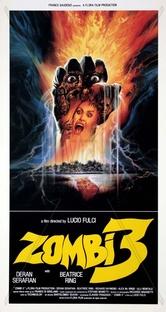 Zombie 3 - Poster / Capa / Cartaz - Oficial 2