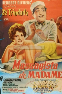 Massagista de Madame - Poster / Capa / Cartaz - Oficial 1