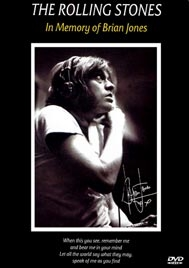 Rolling Stones - In Memory of Brian Jones - Poster / Capa / Cartaz - Oficial 1