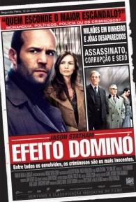 Efeito Dominó - Poster / Capa / Cartaz - Oficial 2