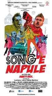 Napoles e uma canção - Poster / Capa / Cartaz - Oficial 1