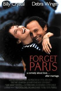 Esqueça Paris - Poster / Capa / Cartaz - Oficial 2