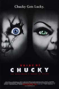 A Noiva de Chucky - Poster / Capa / Cartaz - Oficial 1