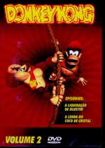 Donkey Kong Country (2ª Temporada) - Poster / Capa / Cartaz - Oficial 4
