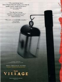 A Vila - Poster / Capa / Cartaz - Oficial 3