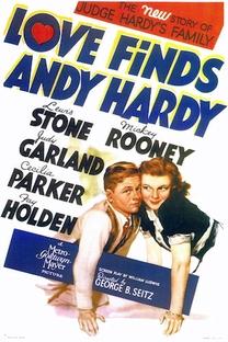 O Amor Encontra Andy Hardy - Poster / Capa / Cartaz - Oficial 1