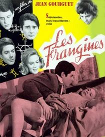 Les Frangines - Poster / Capa / Cartaz - Oficial 1