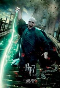 Harry Potter e as Relíquias da Morte - Parte 2 - Poster / Capa / Cartaz - Oficial 17