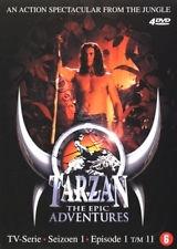 Tarzan - O Enigma da Dimensão Proibida - Poster / Capa / Cartaz - Oficial 2