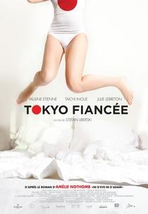 Tokyo Fiancée - Poster / Capa / Cartaz - Oficial 5
