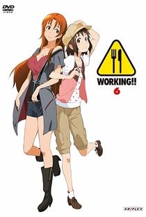 Working!! (1ª Temporada) - Poster / Capa / Cartaz - Oficial 7