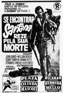 Se Encontrar Sartana, Reze Pela Sua Morte - Poster / Capa / Cartaz - Oficial 3