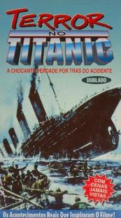 Terror no Titanic - Poster / Capa / Cartaz - Oficial 1