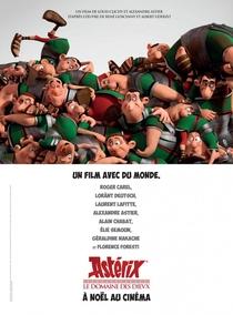 Asterix e o Domínio dos Deuses - Poster / Capa / Cartaz - Oficial 10