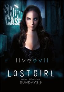 Lost Girl (3ª Temporada) - Poster / Capa / Cartaz - Oficial 2