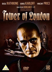 A Torre de Londres - Poster / Capa / Cartaz - Oficial 8