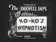 Ko-Ko's Hypnotism