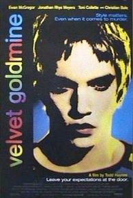 Velvet Goldmine - Poster / Capa / Cartaz - Oficial 4